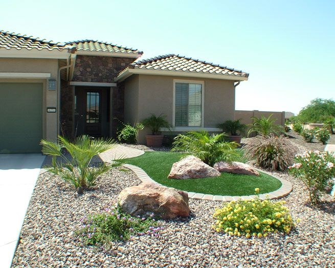 Artificial Turf Landscape Front Yard Landscaping Plans Yard