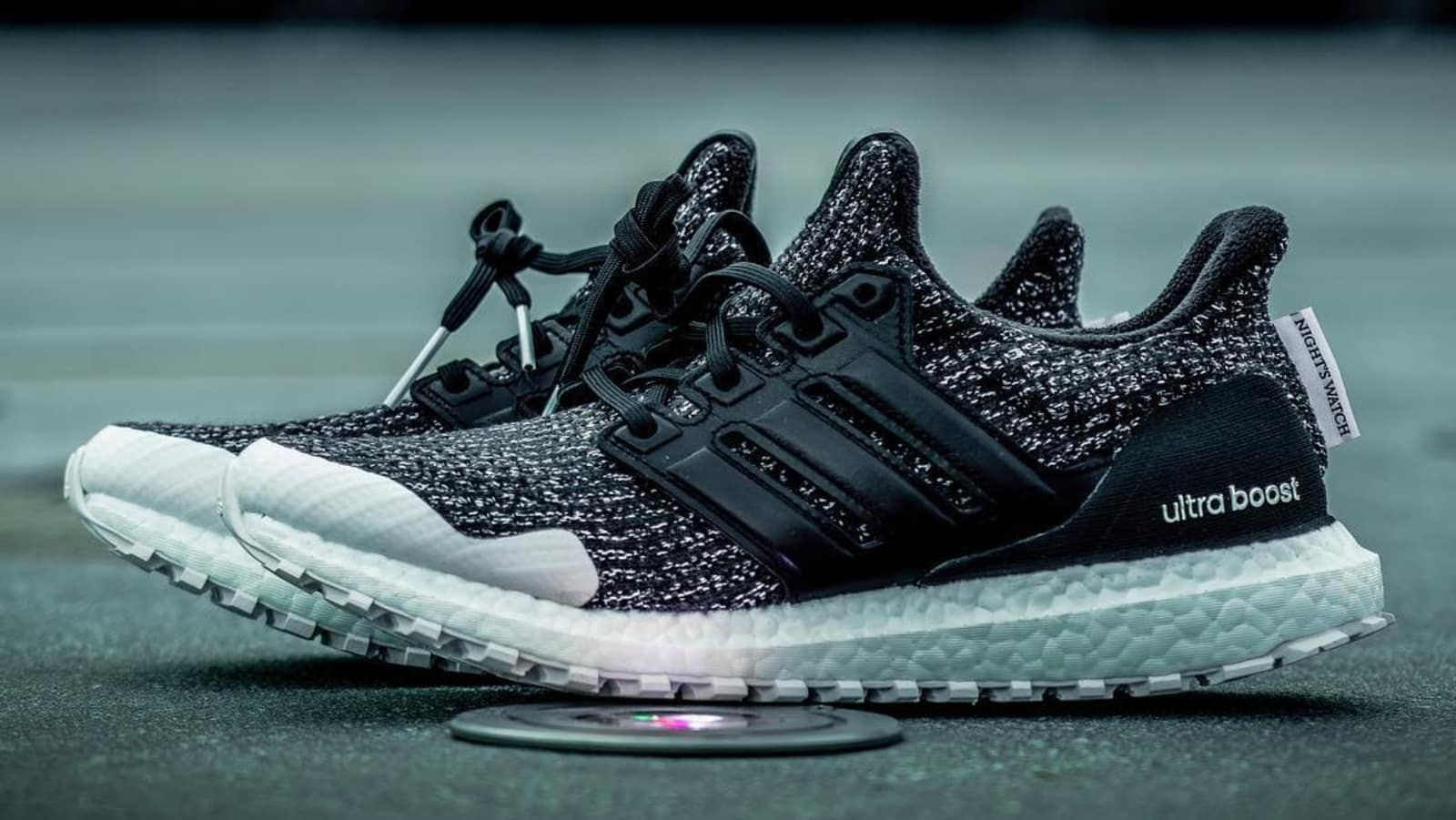 newest 565de 7b035  Game of Thrones  x Adidas Ultra Boost  Night s Watch  Release Date   Sole  Collector.