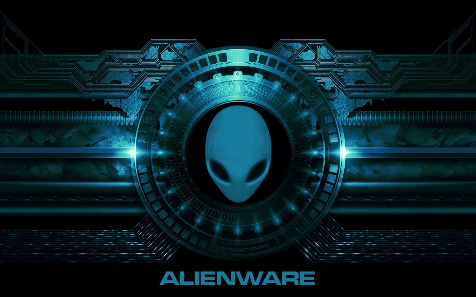 Alienware Wallpaper Blue Hd Wallpapers Alienware Desktop Dark Wallpaper Sci Fi Wallpaper