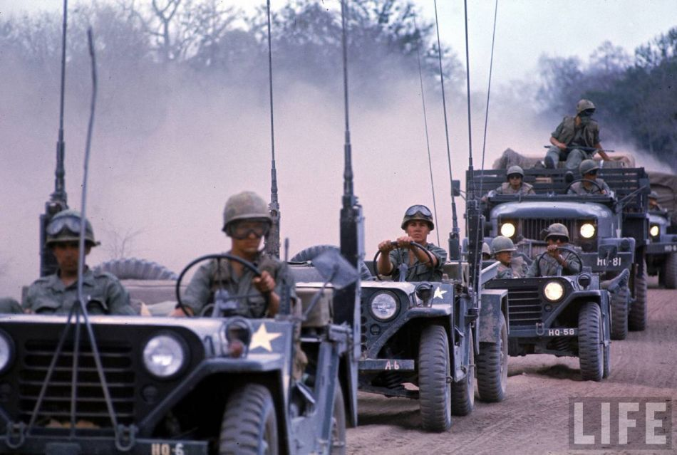 M151 MUTT Jeep Page | Vietnam, Vietnam war, Tactical truck