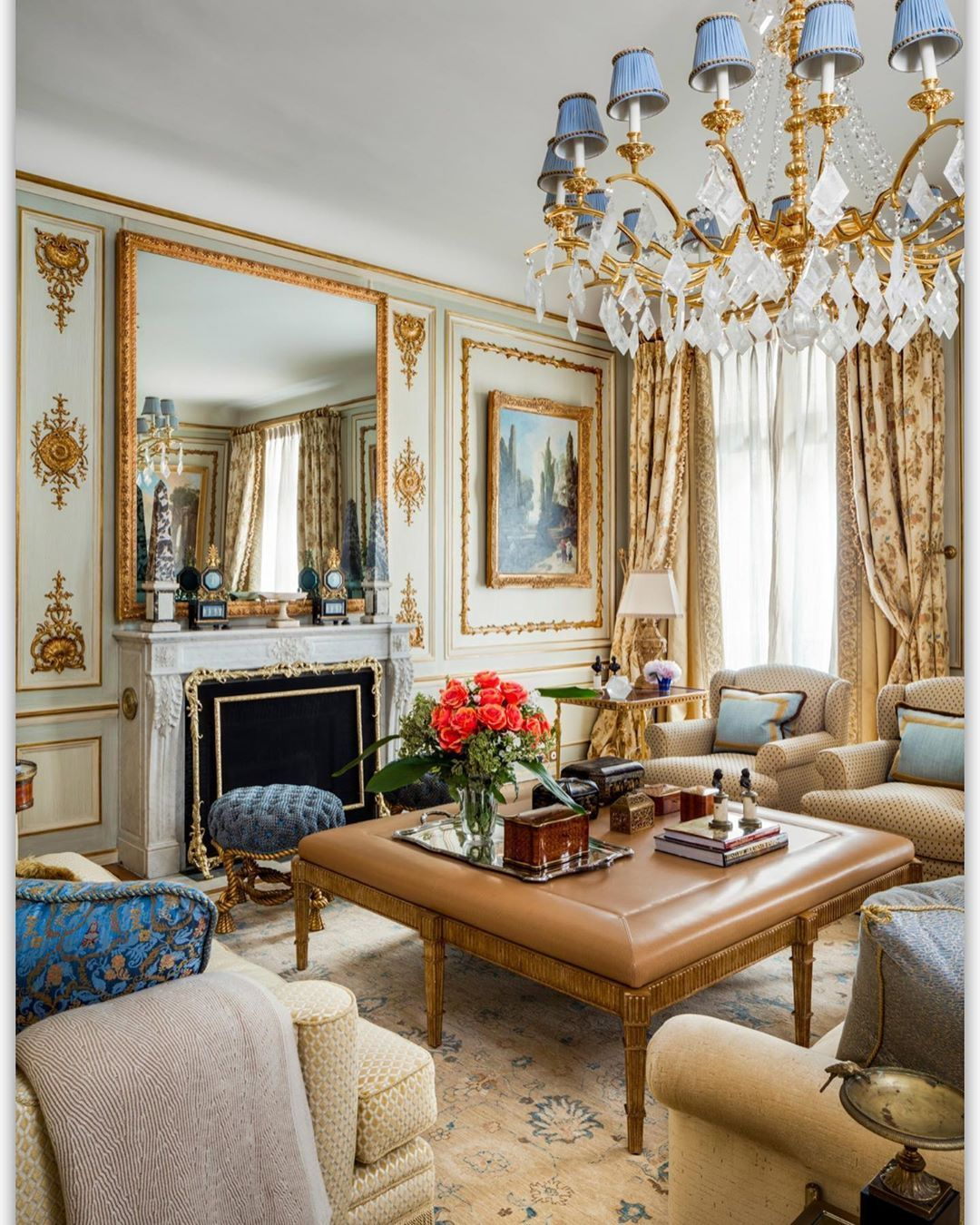 Traditional Victorian Colonial Living Room By Timothy Corrigan With Images: Dreamy Room, Room Design, Parisian Interior