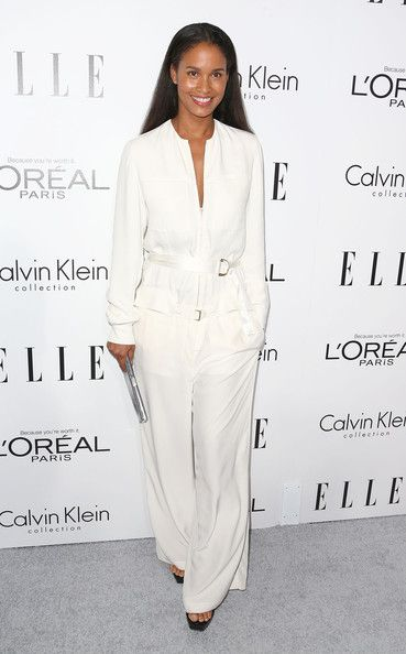 Joy Bryant looking flawless @ ELLE's 20th Annual Women In Hollywood Celebration.