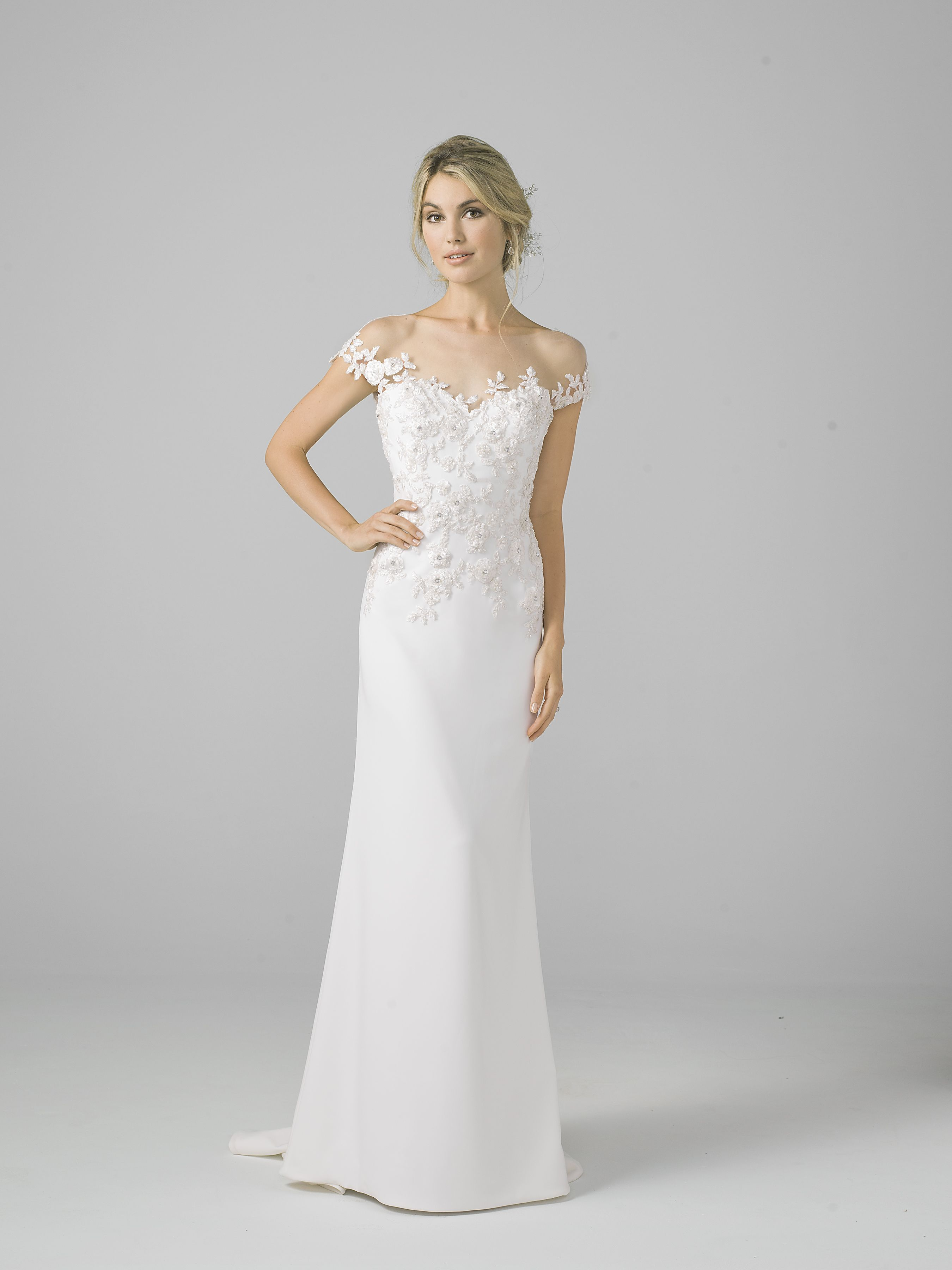 Azul by Lian Carlo New Bridal Gown available at Isabel O\'neil Bridal ...