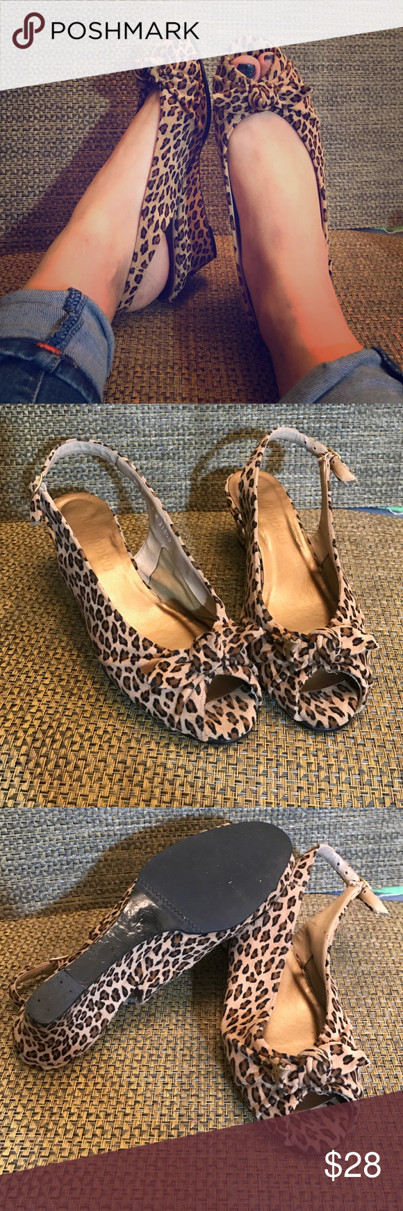 California Magdesians very rare. Great condition. Super cute and comfy. Magdesians Shoes Wedges