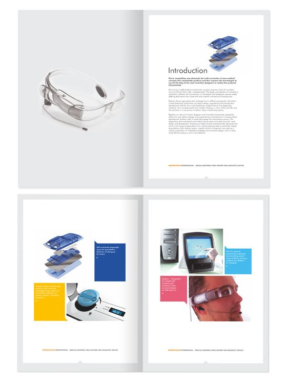 Advertising And Promotional Brochure Design  Graphic Design