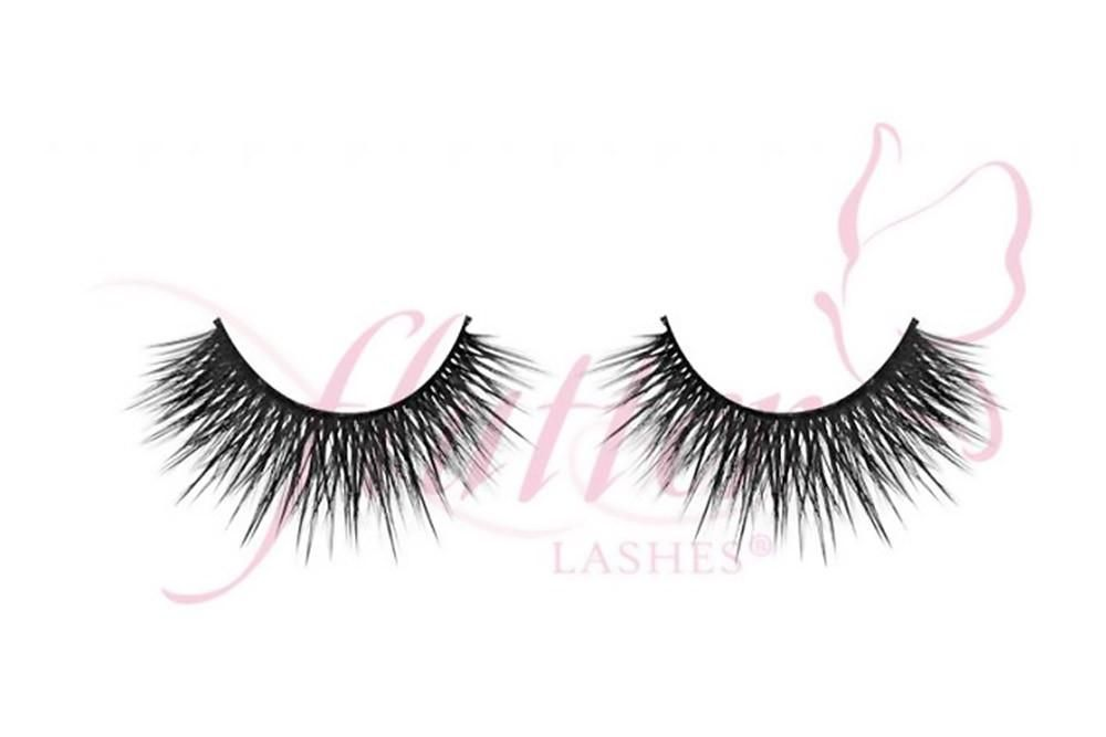 335d4c2aadf Intoxicating Ersatz Eyelashes are created with an array of medium and long  cross patterns with an intoxicating dimensional effect that will make minds  ...