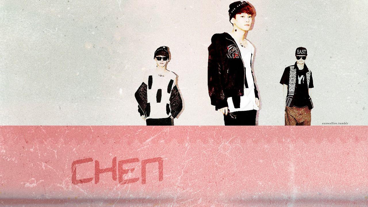 dont miss exclusive exom chen hd wallpaper hd wallpaper
