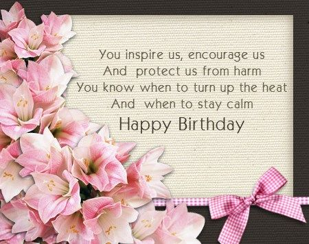 Happy birthday quotes for my boss birthday wishes pinterest to a special boss birthday greetings m4hsunfo