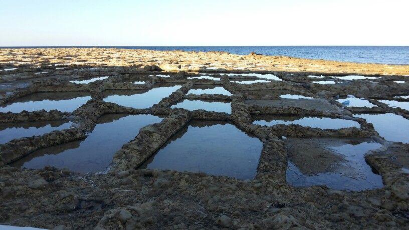 Gozo - Le saline
