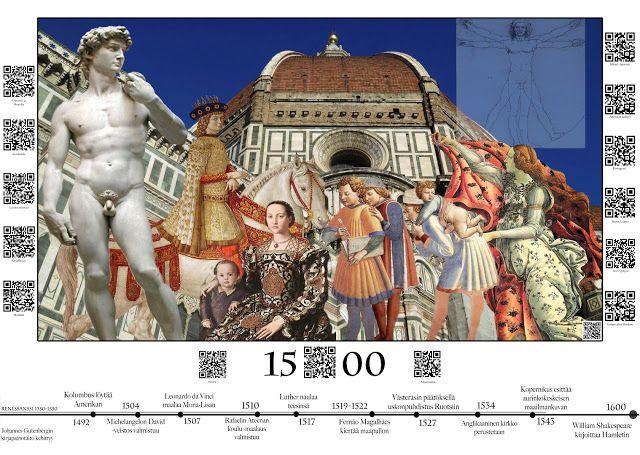 1500-luku – uuden ajan alku