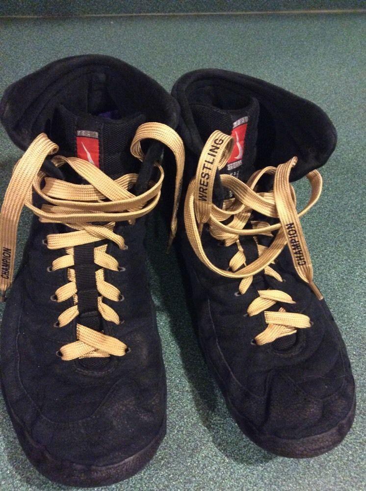 Custom Nike Inflict Wrestling Shoes Size 9 5 | eBay | Nike Inflict ...