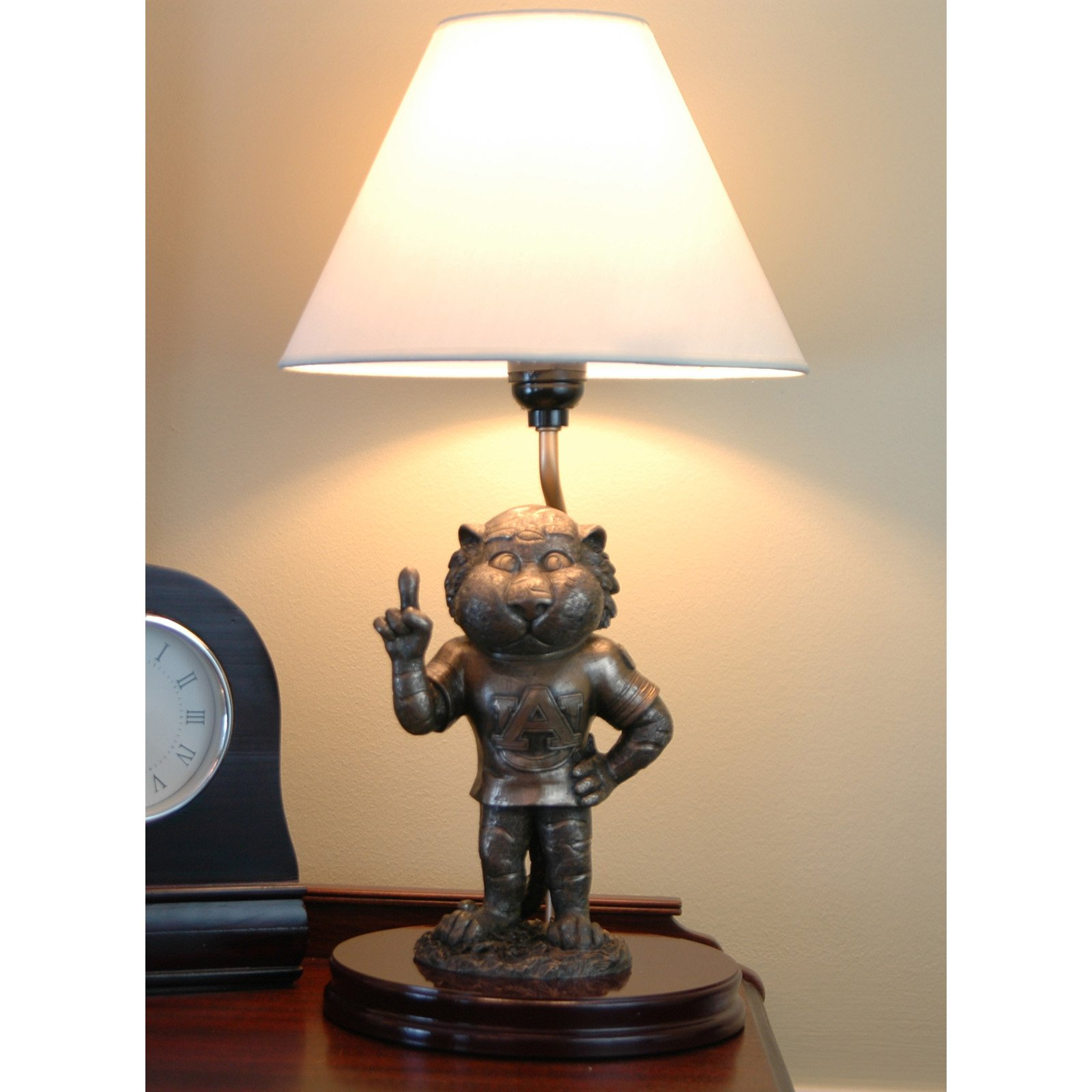 Oxbay Bronze Ncaa Mascot Lamp Lamp Desktop Lamp Novelty Lamp