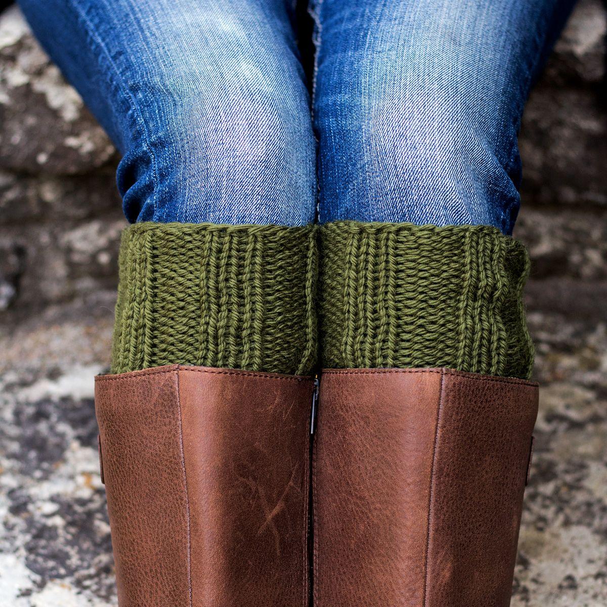 Candor Boot Cuff Knitting Pattern | Knitting | Pinterest | Knitting ...