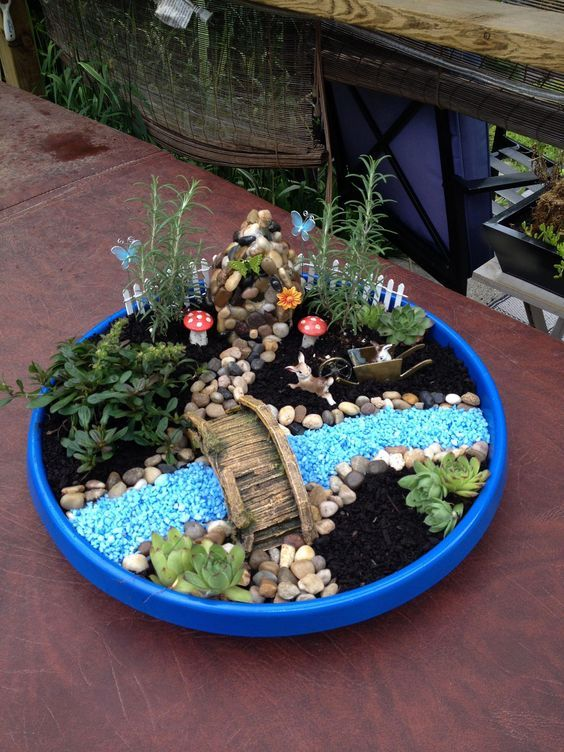 Photo of 62 DIY Miniature Fairy Garden Ideas to Bring Magic Into Your Home – Page 6 of 62 – SooPush