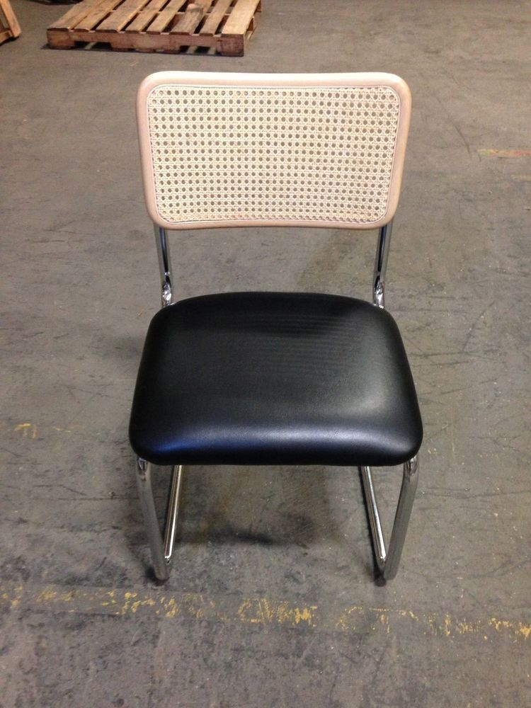 Brand new Marcel Breuer Cesca Chair Replacement Vinyl / Fabric / Upholstered  QF57