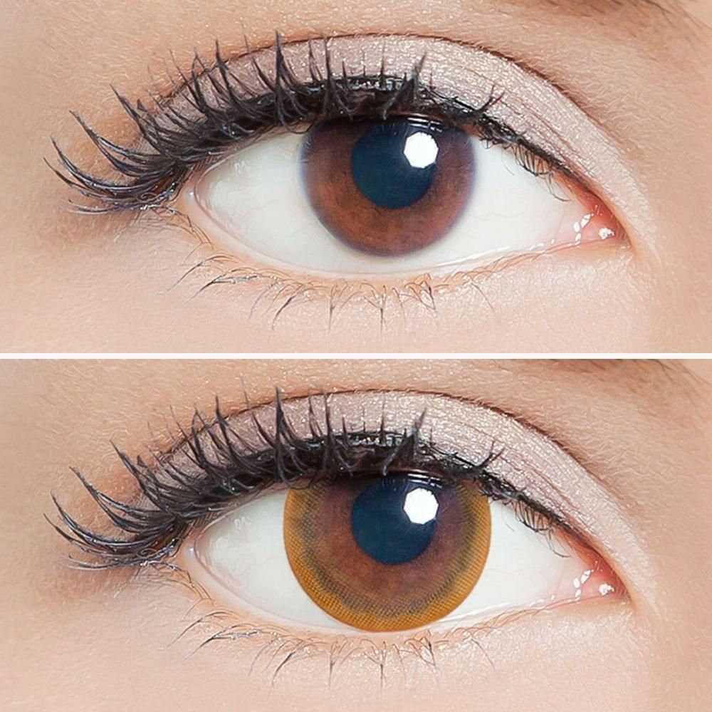 Buy Lilmoon 1 Day Color Contacts With Prescription Eyecandy S Colored Contacts Circle Lenses Contact Lenses Colored