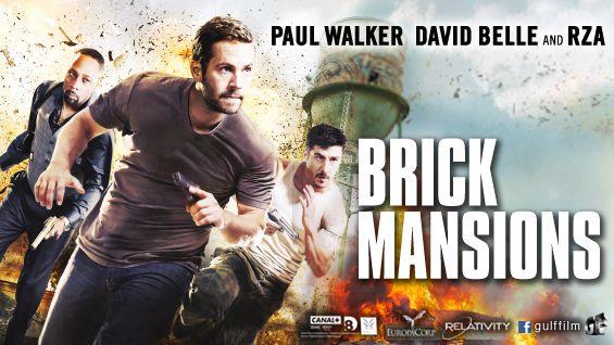 brick mansions film poster celebrities pinterest