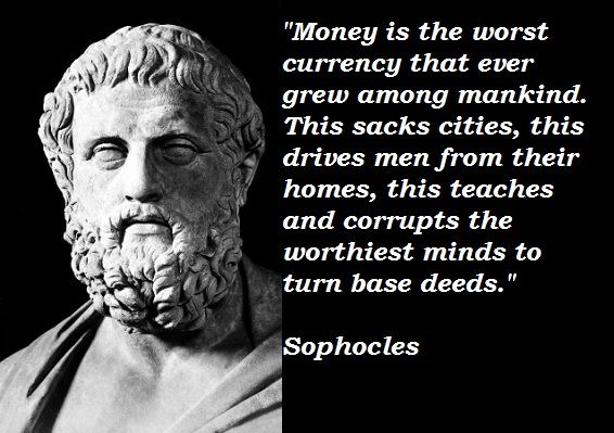 sophocles | Sophocles Quotes |