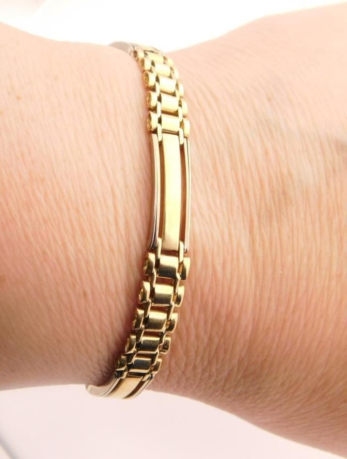 Details About Yellow Gold Link 10k