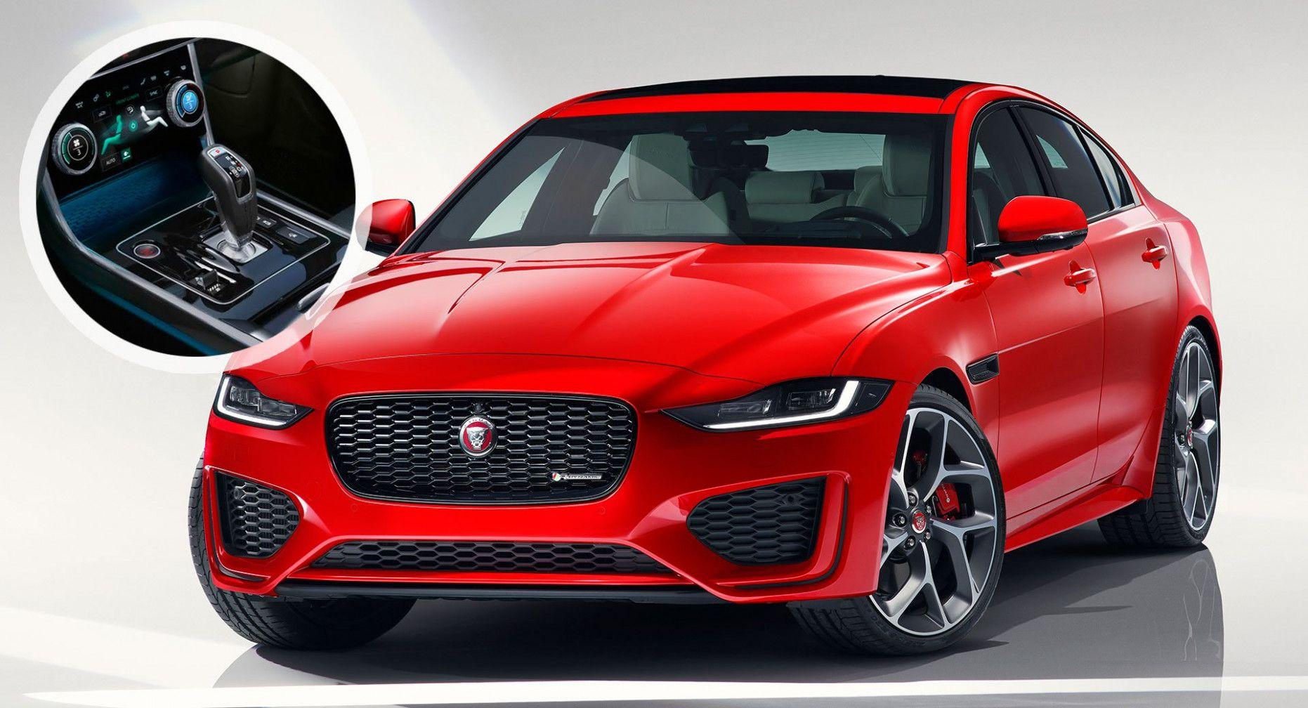 Jaguar Radio Advert 2020 Spy Shoot
