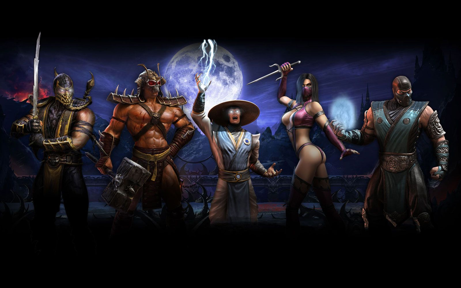 Mortal Kombat 9 Dlc Characters Free Download Ps3 - pipriority