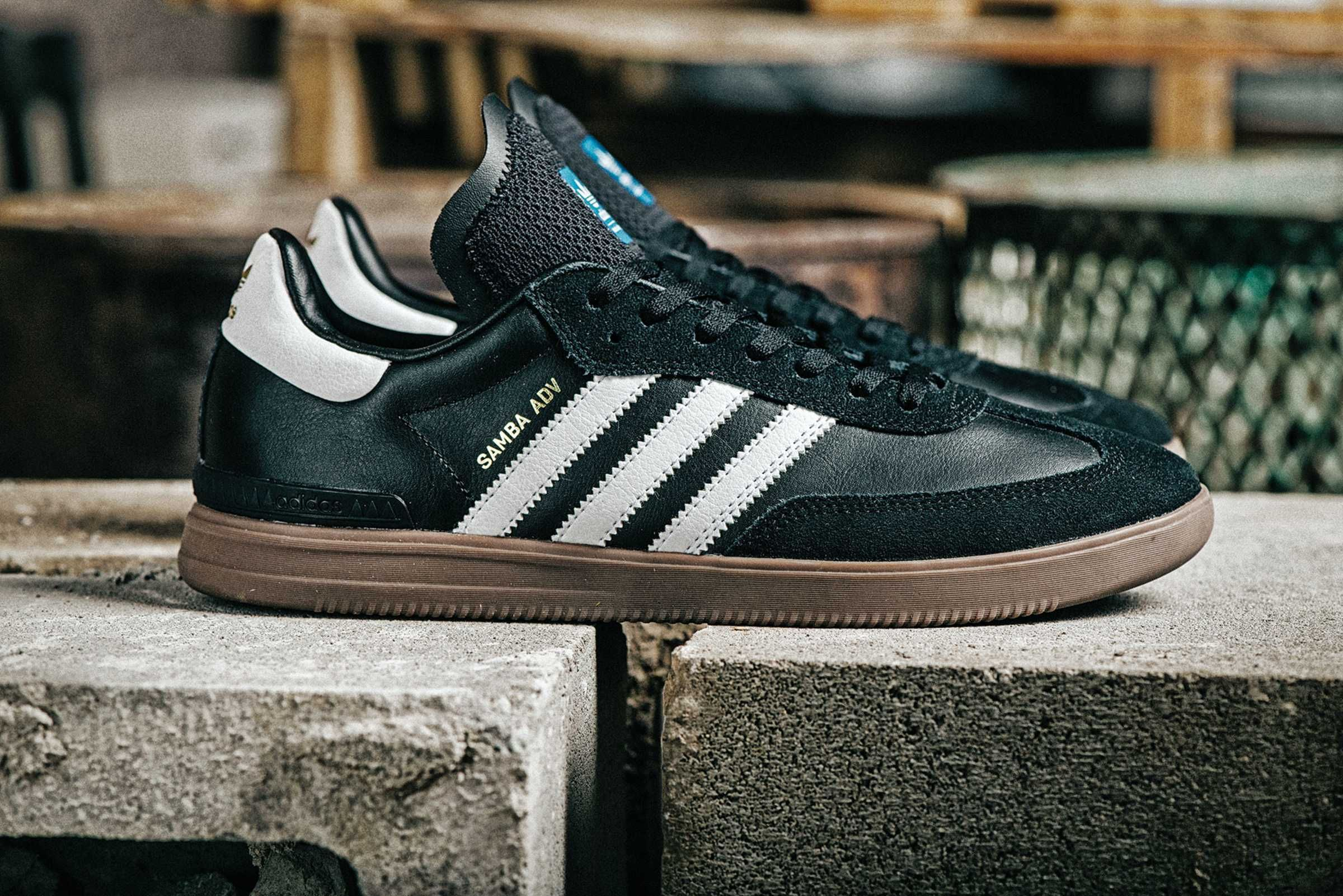 adidas Skateboarding Presents the Samba ADV | Adidas samba