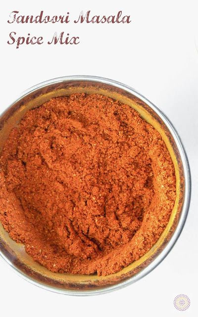 how to make your own butter chicken spice mix