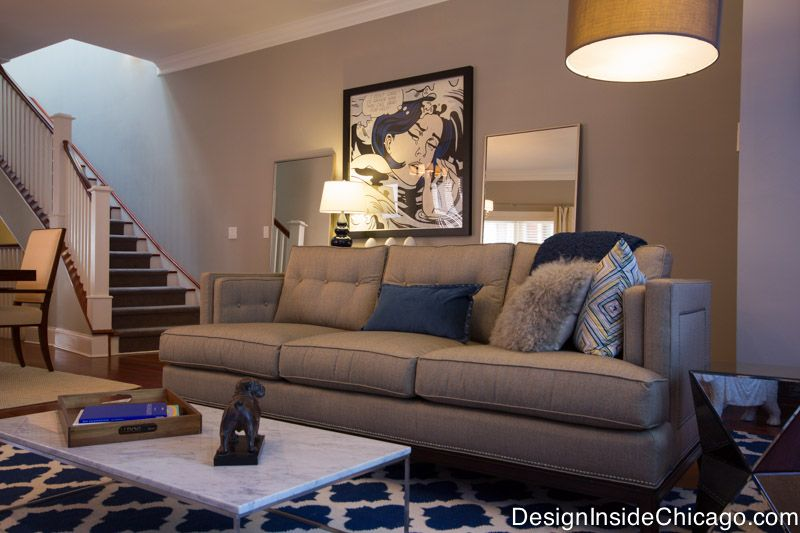 Chicago Living Room | Design Inside