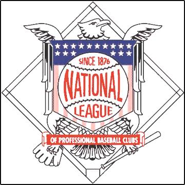 National League Logo National League National Baseball League Major League Baseball Logo