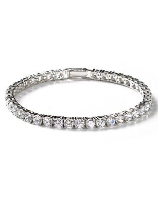 Crislu Round Stone Tennis Bracelet Via Bloomingdale S Bracelets Are Some Of My Favorite Things
