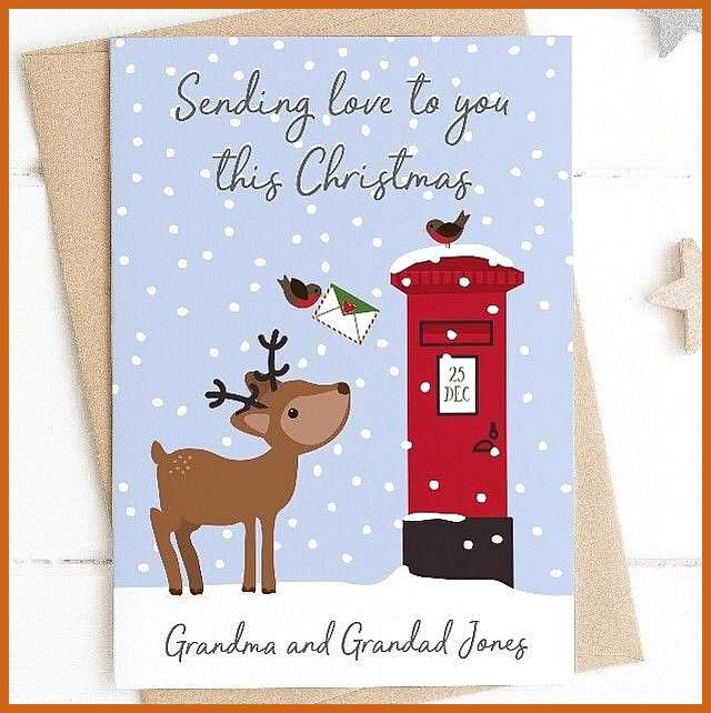 Special cards for special people This card can be personalised for whoever you like with any message on the bottom christmas xmas merrychr Special cards for special peopl...
