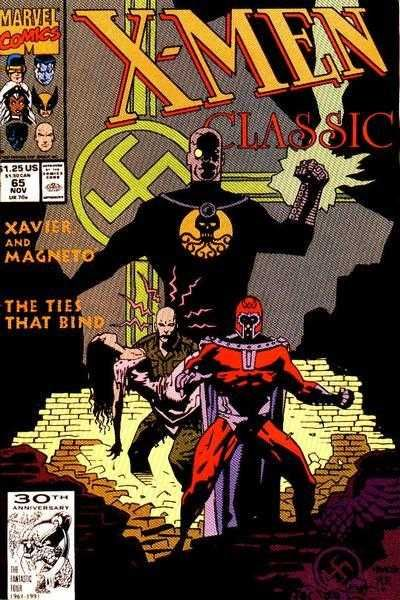 X Men Classic 65 By Mike Mignola P Craig Russell Mike Mignola Mike Mignola Art Comic Art