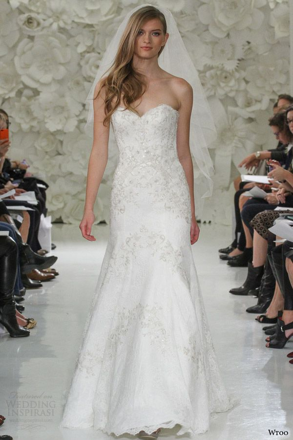 Wtoo Spring 2015 Wedding Dresses