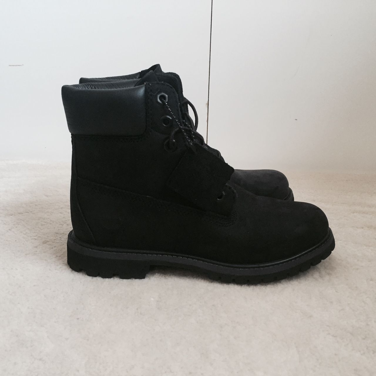 Listed on Depop by gigis_x | Timberland boots in 2019