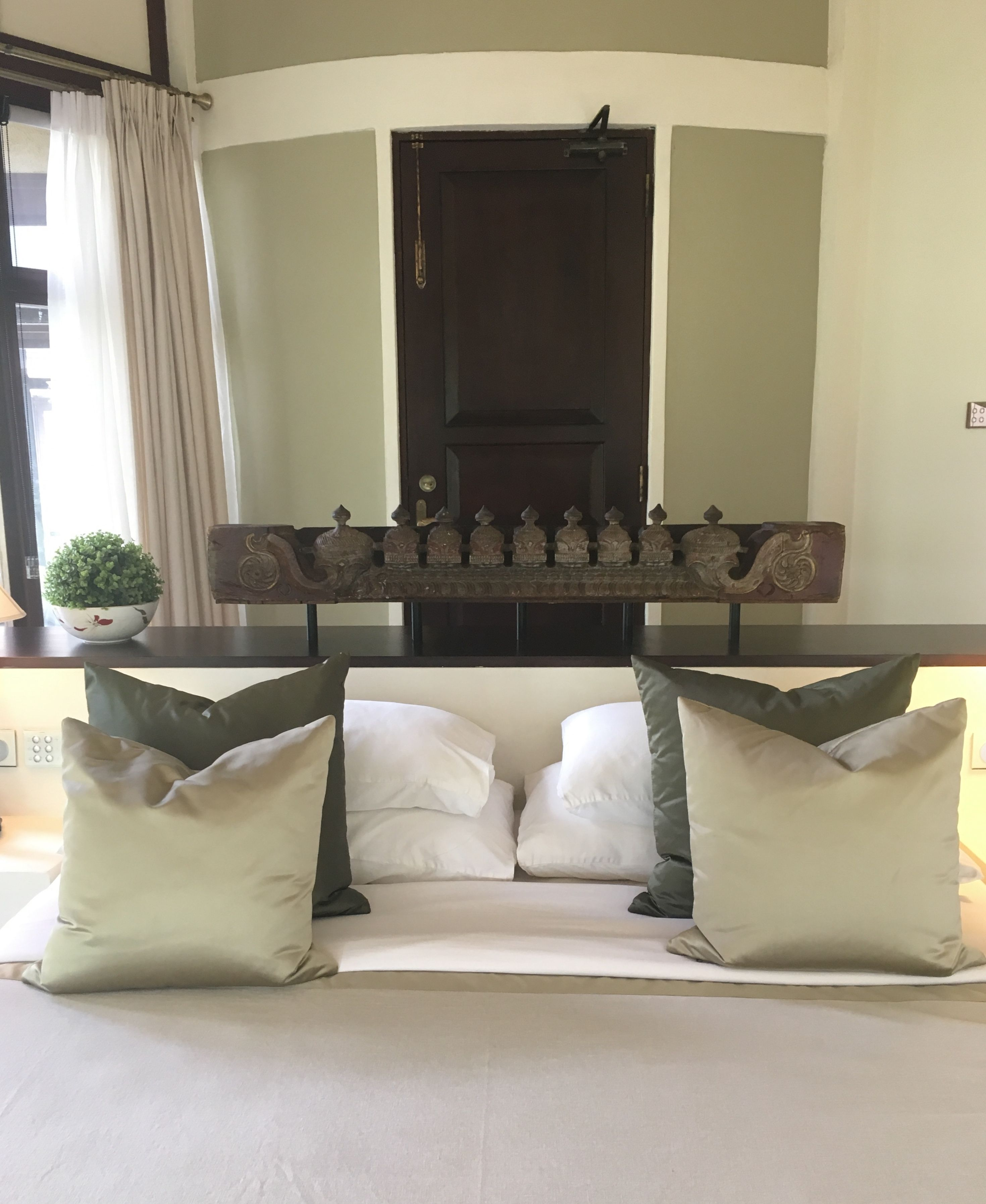 Hotel Bedroom Nikaweva Villa Ulagalla Resort By Uga Escapes