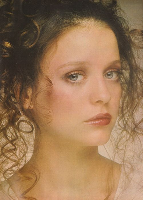 September 1973. 'The fantasy feeling brings together color, shine and really romantic hair.'