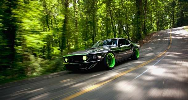 1969 Ford Mustang Rtr X Review Price Specs Body Ford Mustang