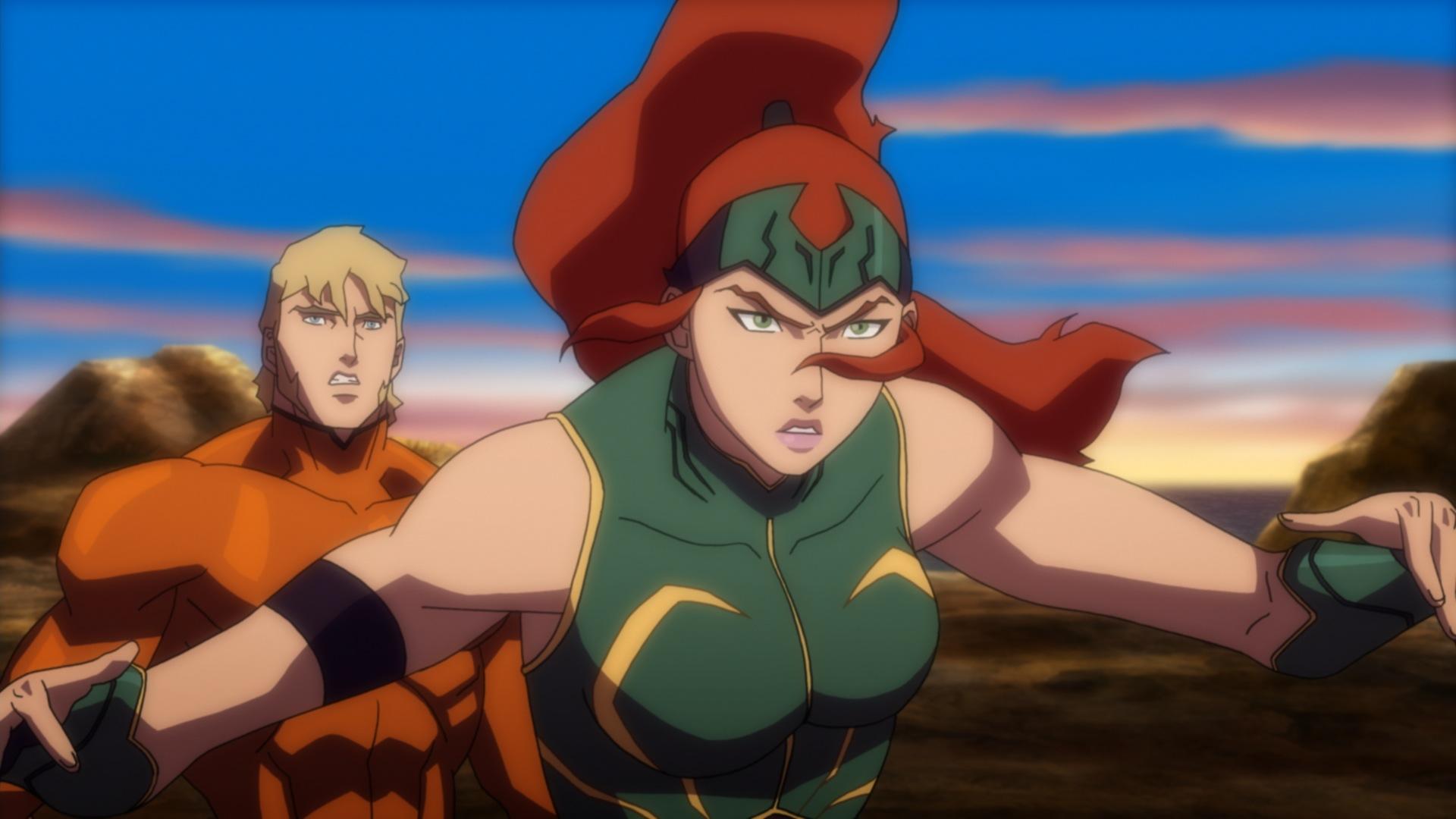 Arthur Curry Dc Animated Film Universe Dc Movies Wiki Fandom Powered By Wikia Animation Film Aquaman Anime Superhero