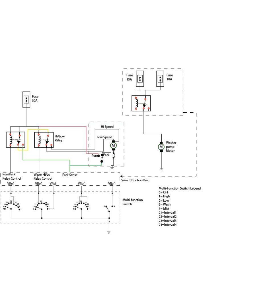 20 Simple Automotive Wiring Diagrams References Bacamajalah In 2020 Ford Transit Transit Custom Diagram Design