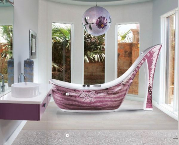 Unusual Bathrooms new year makeover ideas for your bathroom | unusual bathrooms