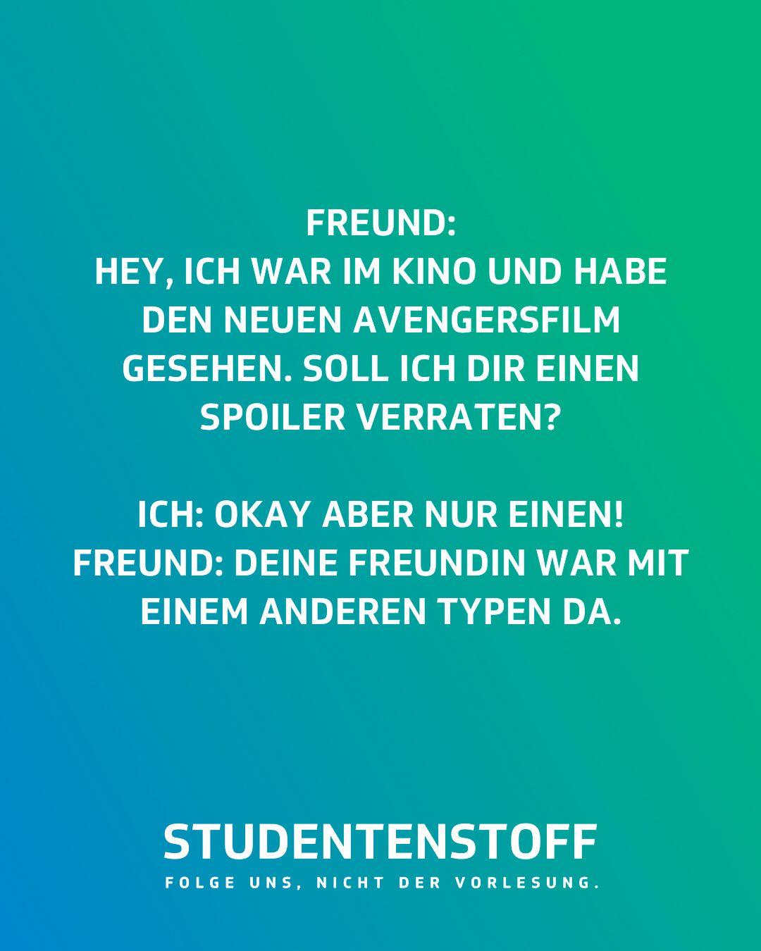 Autsch Student Witze Witzig