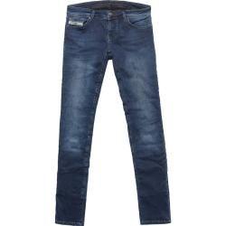 Reduzierte Slim Fit Jeans #textiledesign
