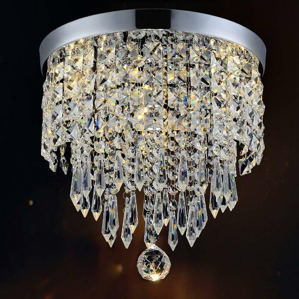 Mini Chandelier,Crystal Chandeliers Lighting,Modern Elegant