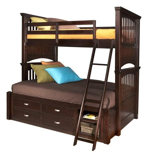 American Sprit Bunk Bed Manufacturer Legacy Kids Finishes As