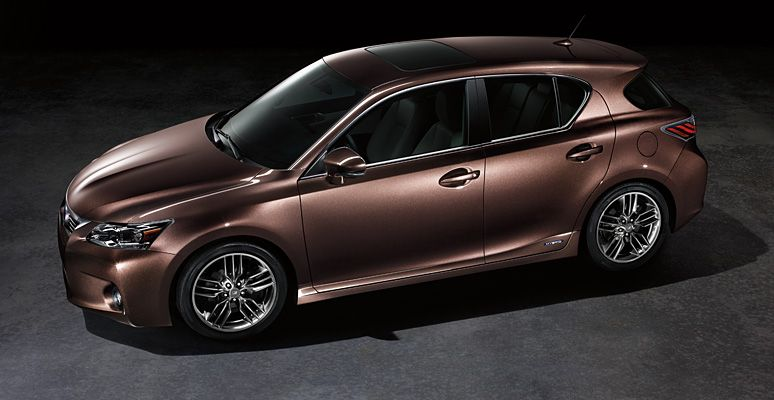 Lexus CT 200h pearl fire agate color Lexus models