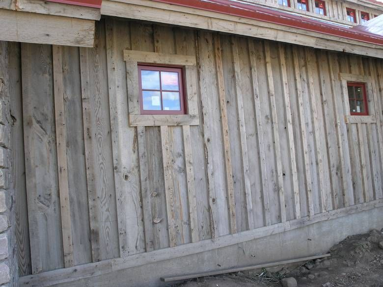 Wood Board And Batten ~ Board and batten siding google search happy