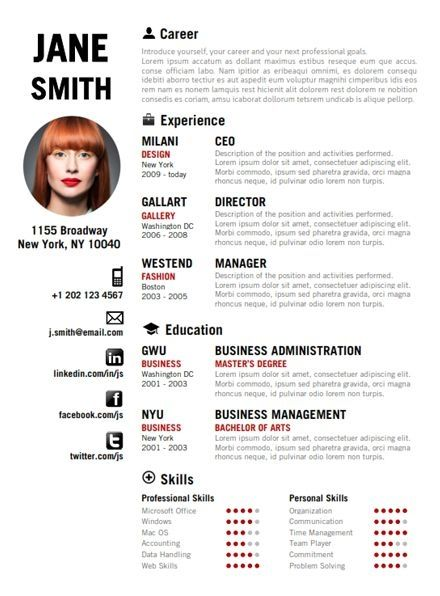 pin by garo_plaza on cvs pinterest cv english cv template and resume words