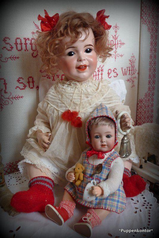 """Куклы Контор: SFBJ 236 Париж """"смеется Jumeau"""""""