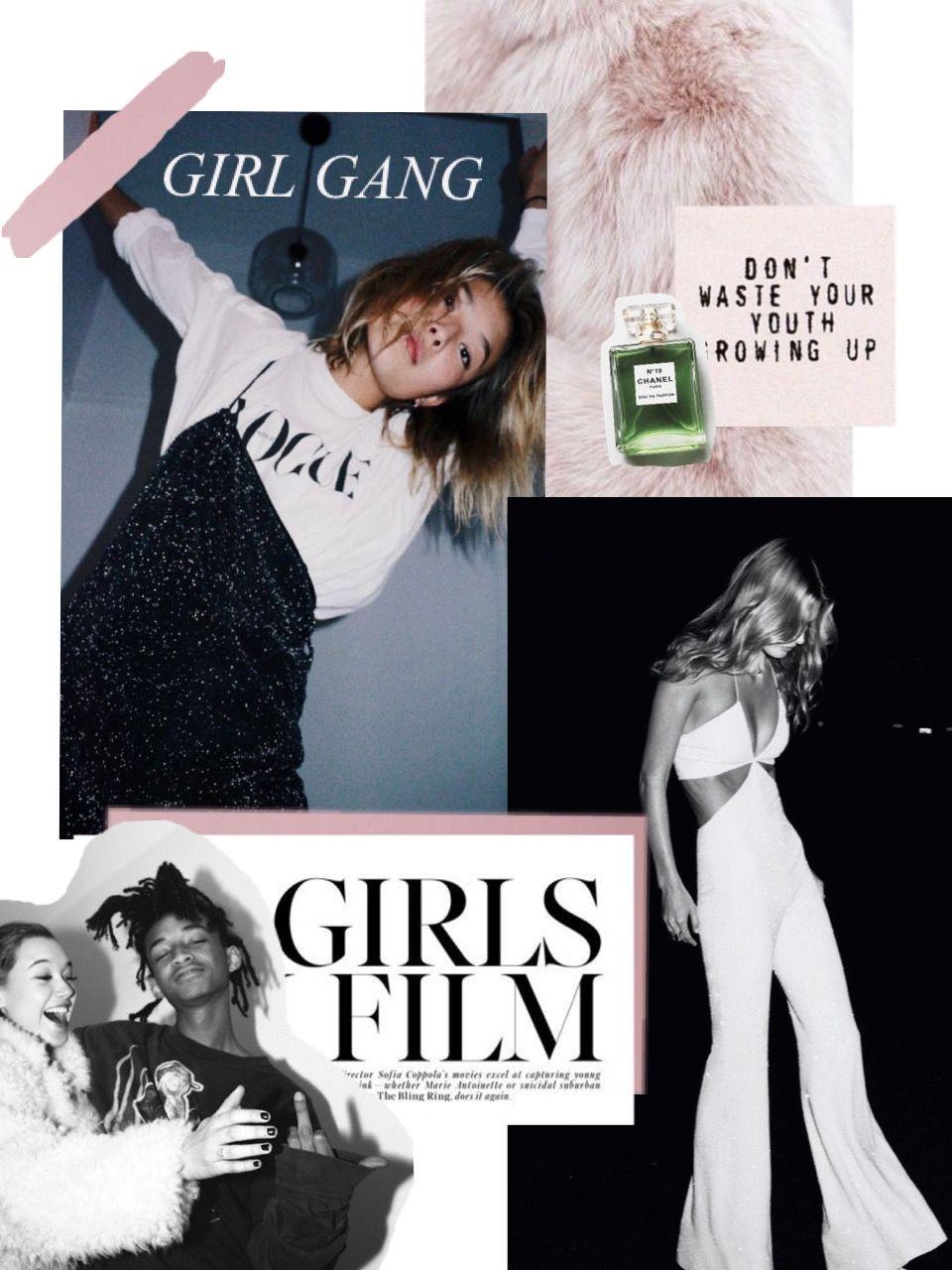 GHAWKINS editS wardrobe Pinterest Collage