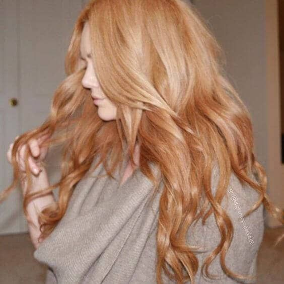 Photo of 50 of the trendy strawberry blonde hair colors for this year – new women's hairstyles